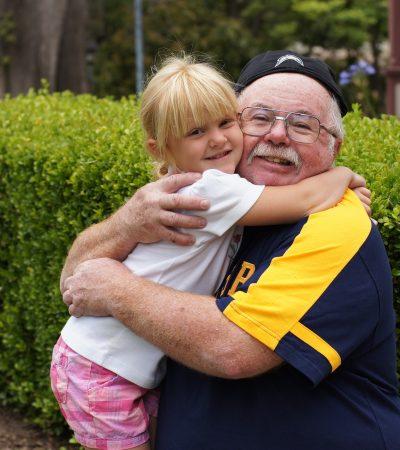 grandfather-hug