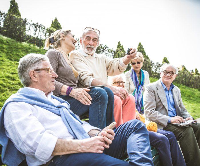 Insurance Benefit Checkup for senior citizens.